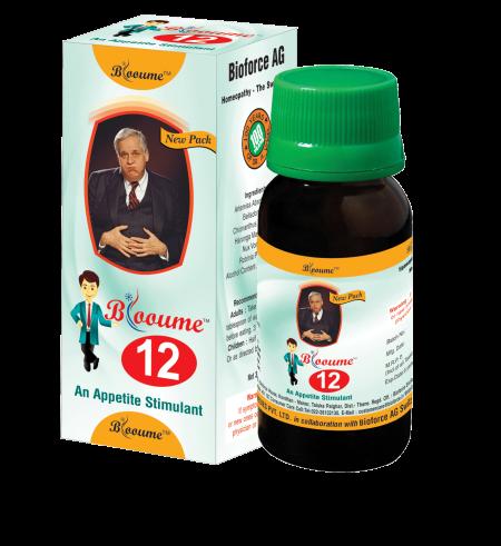 Blooume -12 Digestisan - Homeopathy Remedies