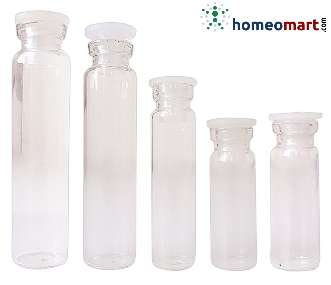 Homeopathic Packaging Materials Bottles Phials Vials