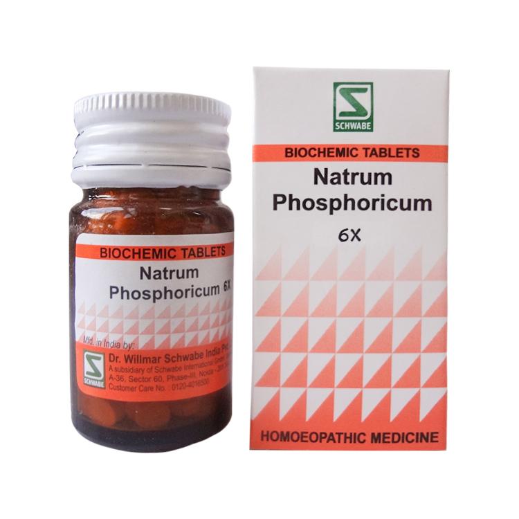 Natrum phos 200